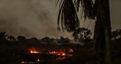 Com 263 focos de queimadas, Acre é incluído em plano de combate a incêndios do Ministério da Justiça